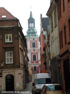 Poznan - Collegiate Church